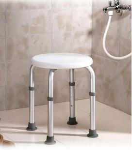 Medidas del taburete para baño y ducha para personas mayores o con discapacidad