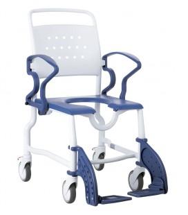 Silla para baño con ruedas para personas con discapacidad Erfurt