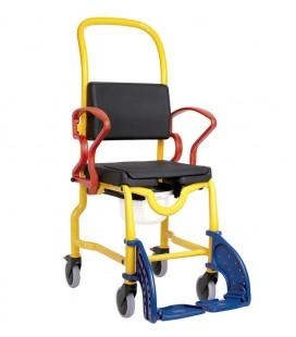 Silla de ruedas infantil para baño Augsburg