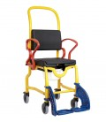 Silla para baño con ruedas para niños con discapacidad- Augsburg