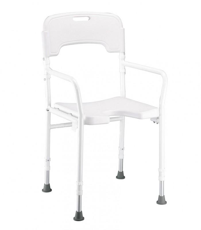 sillas plegables de baño