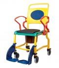 Silla de ruedas para niños, para ducha y con orinal - Bonn