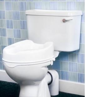 Alzas de inodoro para personas mayores o con discapacidad - Savanah