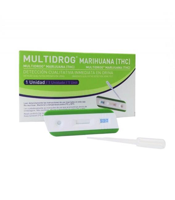 Test de drogas, marihuana