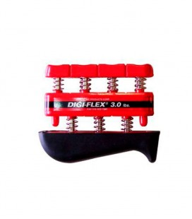 Ejercitador De Mano Digi-Flex Rojo 1,4kg