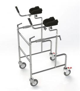 Andador CON SOPORTE DE ANTEBRAZO para personas con movilidad reducida