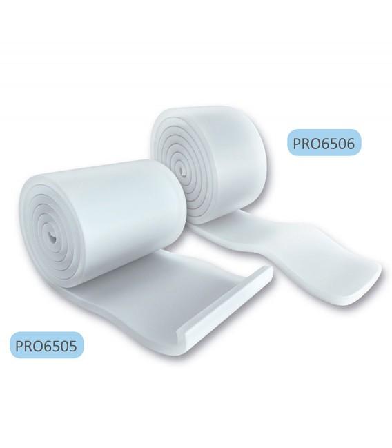Tira almohadilla reductora de presión para evitar la aparición de úlceras por presión