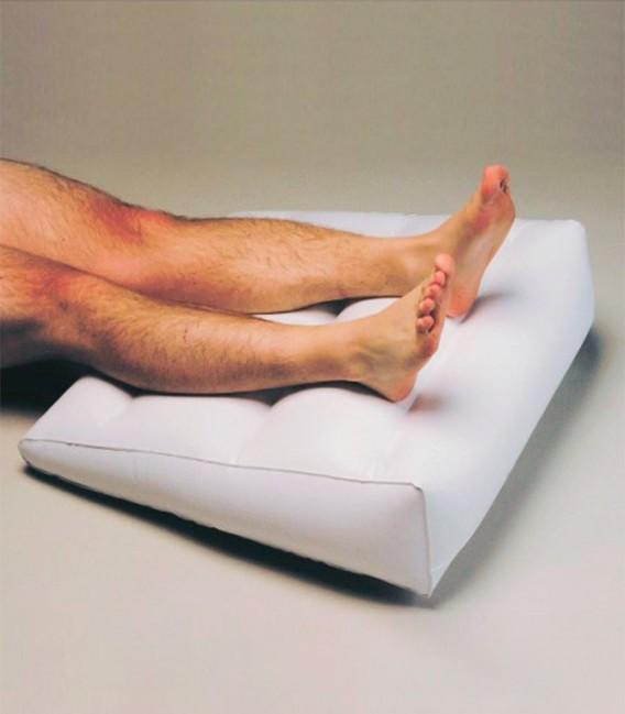 Cojín Elevador De Piernas, para el descanso y la mejor circulación de las piernas