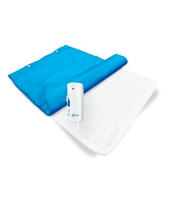 Almohadilla eléctrica térmica para el dolor de espalda