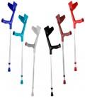 Muletas Magic con empuñadura suave - Todos los colores