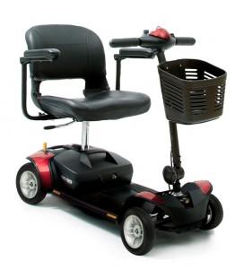 Scooter Go Go Rojo