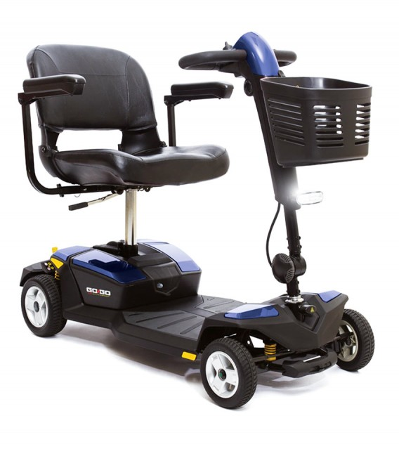 Scooter Go Go LX azul