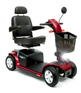 Scooter Victory Lux Roja