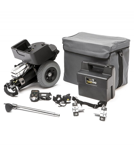 Motor de ayuda para el acompañante S DRIVE Componentes desmontados y bolsa