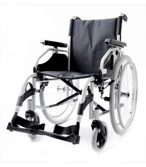 Silla de Ruedas Linus, con ruedas traseras grandes para autopropulsarse