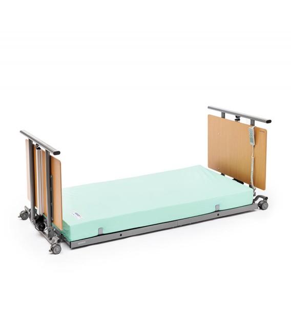 FONDO kit especial Alzheimer - Cama + Colchín Visco Eco Pur - Posición baja