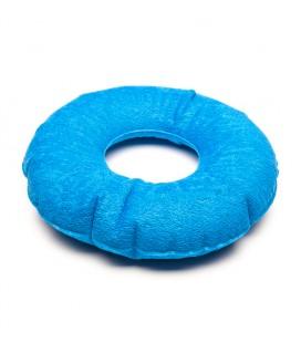 Cojín de aire en forma de anillo para reducir la presión en el perineo