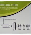 Test de drogas, marihuana - interpretación resultados en caja