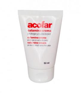 ACOFAR CALAMINA Protege y cuida la piel CREMA 50 ML - parte frontal