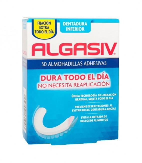 ALGASIV ALMOHADILLA INFERIOR Sujeción y comodidad 30 UDS - caja frontal