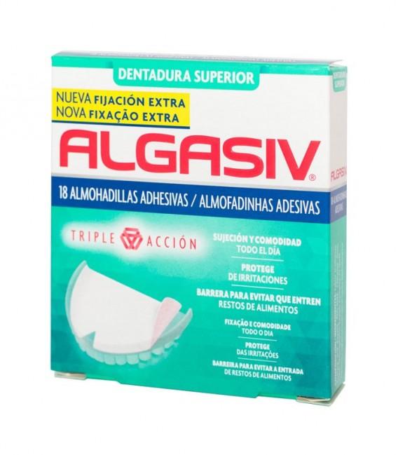 ALGASIV ALMOHADILLA SUPERIOR sujeción y protección 18 UDS - caja frontal