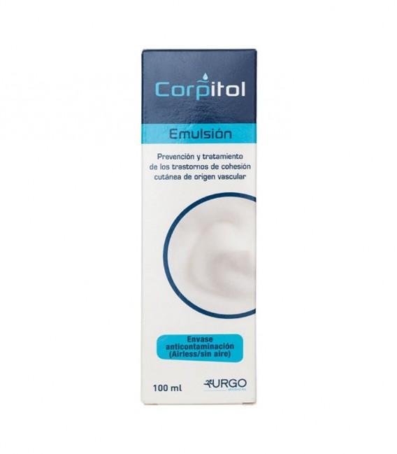 CORPITOL EMULSION Crema reparadora escaras 100 ML - caja frontal