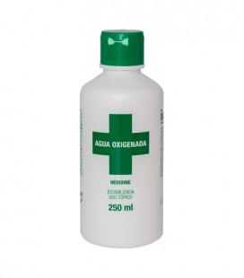 IAP AGUA OXIGENADA Solución desinfectante 250 ML - envase frontal