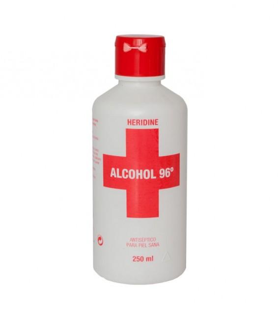IAP ALCOHOL Solución antiséptica 250 ML - envase frontal