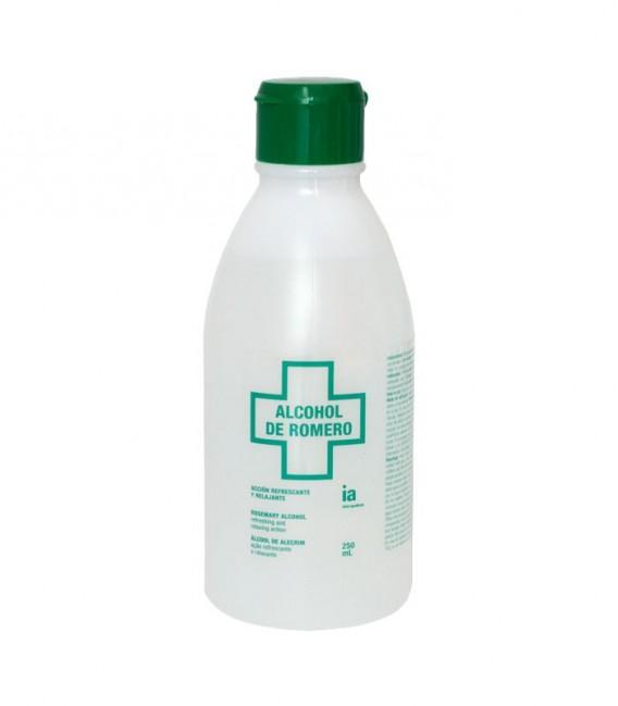 IAP ALCOHOL DE ROMERO Solución relajante 250 ML - envase frontal