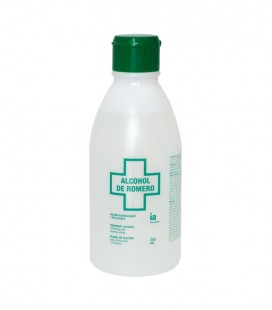 IAP ALCOHOL DE ROMERO 250 ML