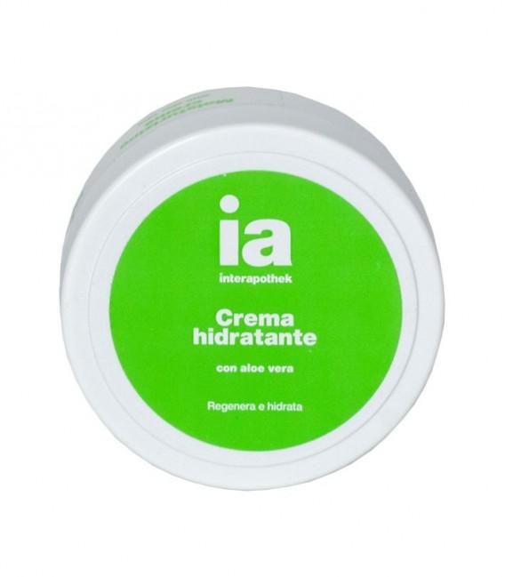 IAP CREMA HIDRATANTE ALOE VERA Hidrata y repara 200 - envase superior