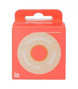 IAP ESPARADRAPO TELA Adhesivo y resistente 2,5X5 - caja frontal