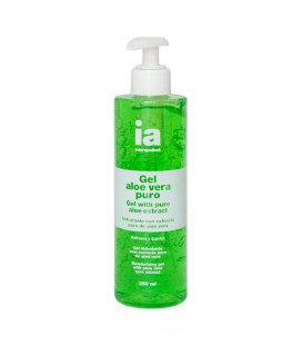 IAP GEL PURO ALOE 250 ML