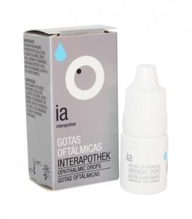 IAP GOTAS OJOS CON HIALURONICO Hidratación y alivio de sequedad - caja y envase