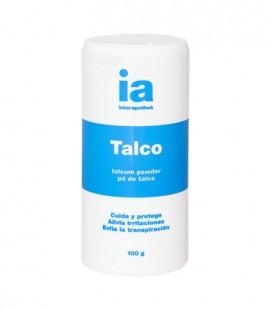IAP TALCO Polvos antitranspirantes 100 GR - envase frontal
