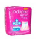 INDASEC PANT Pañal incontinencia PL G110-140 12 - envase frontal