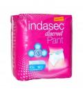 INDASEC PANT Pañal incontinencia PL M80-110 12 - envase frontal