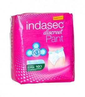 INDASEC PANT SP G110-140 10