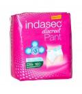 INDASEC PANT SP Pañal incontinencia super G110-140 10 - envase frontal