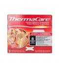 THERMACARE PARCHE CALOR ADAPTABLE Térmico terapéutico 3 UDS - caja frontal