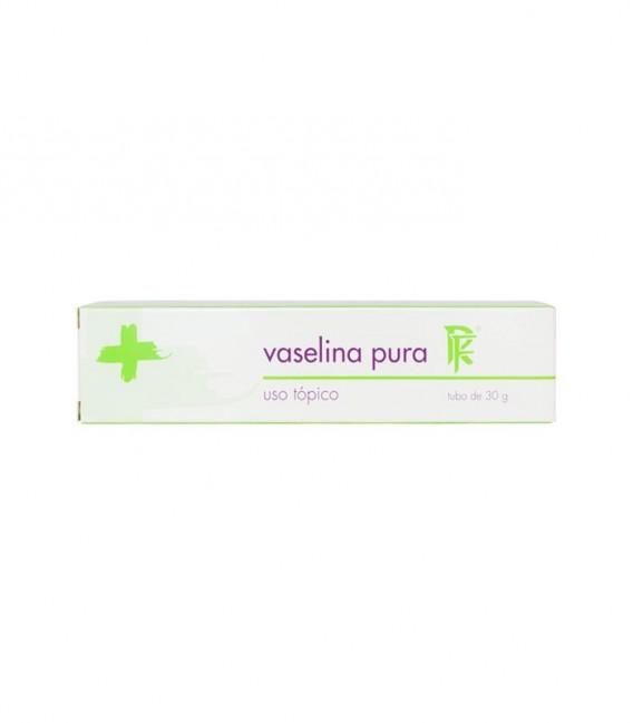 VASELINA PURA Hidratación y protección 30 GRS - caja frontal