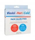 VIADOL PACK FRIO-CALOR REUTILIZABLE Bolsa de gel 28X13 CM - caja frontal