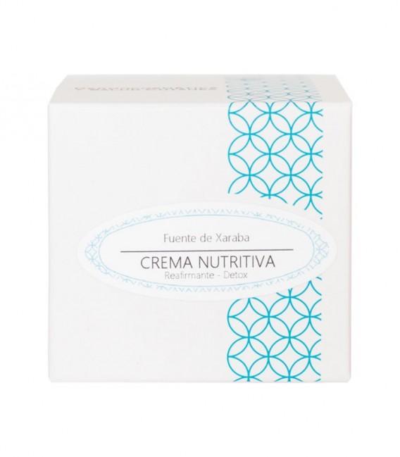 CREMA NUTRITIVA 50 ML FUENTE DE XARABA - Caja