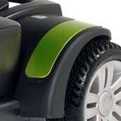 Kit verde para scooter Eclipse