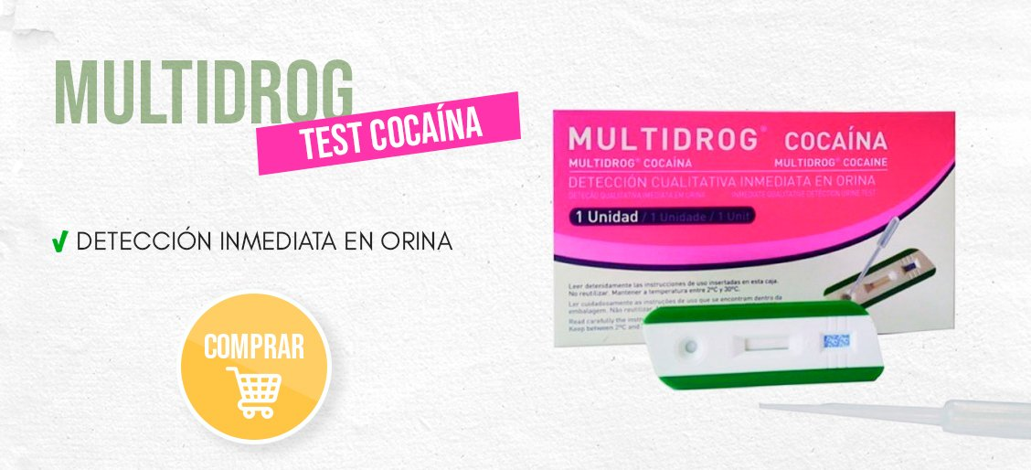 banner MULTIDROG TEST COCAINA