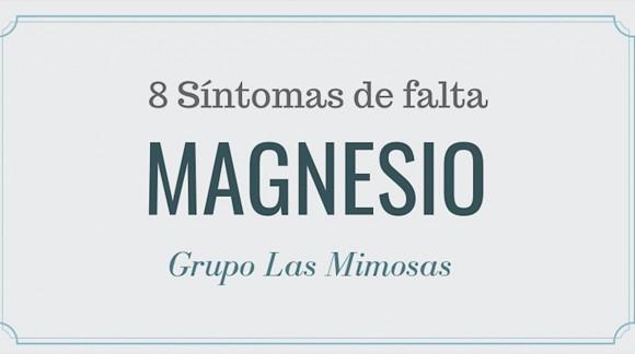 ¿Cómo tu cuerpo te alerta de la falta de magnesio? 8 Señales