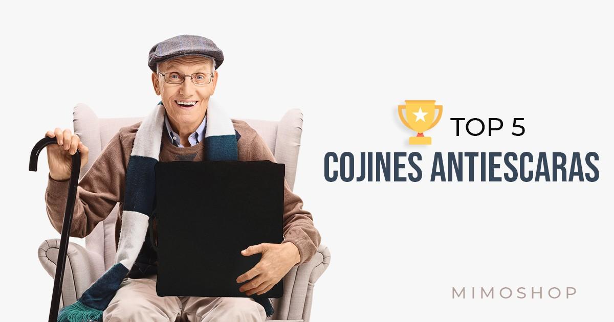 Los 5 mejores cojines antiescaras | Diciembre 2019