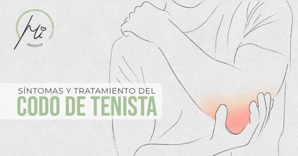 Codo de tenista | Síntomas y tratamiento de la Epicondilitis