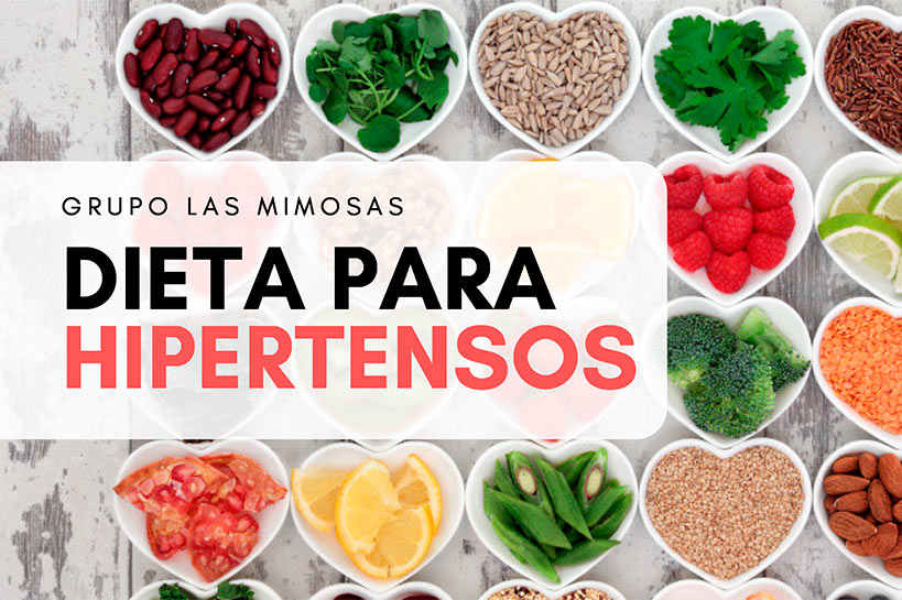 dieta para hipertensos