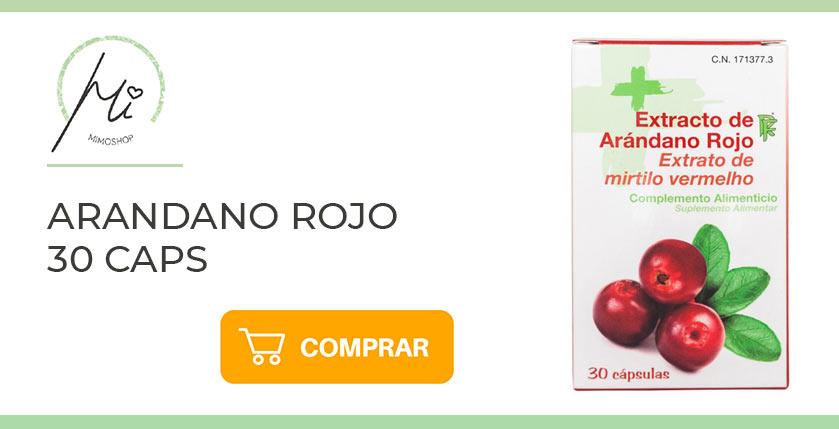 extracto de arandano rojo MIMOSHOP